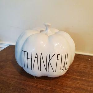 Rae Dunn pumpkin